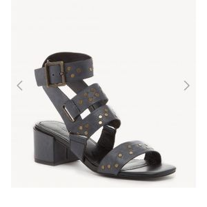 Kelsi dagger Brooklyn seabring leather stud sandal